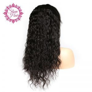 Slove 100% Human Hair Brazilian Water Wave 100% Human Hair Weave Bundles Natural Hair Extensions Remy Hair 1pc Can Be Dyed