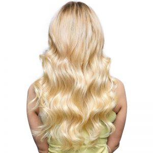 613 Blonde Brazilian Body Wave Hair Weave Bundles Honey Queen Hair Products 100% Human Hair Extensions Remy Hair Weaving 1 Pcs