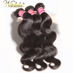 Nadula Hair Products Peruvian Body Wave Hair Weaves 1bundle Can Be Mixed 8-30inch Non Remy Hair Human Hair Weaving Free Shipping