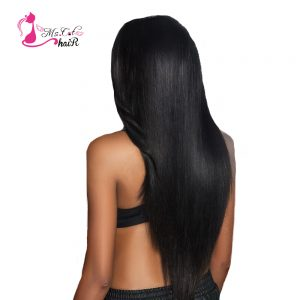 "Peruvian Straight Hair Ms Cat Hair Products 1 Piece Natural Color 100% Human Hair 8""-26"" None-Remy Hair Weave Bundles"