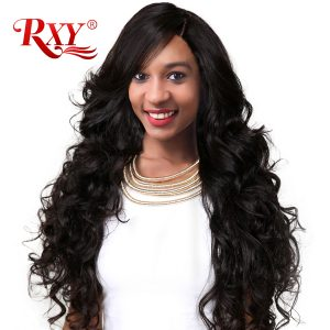RXY Remy Hair Malaysian Body Wave Hair Bundles Natural Color 100% Human Hair Weave Bundles Free Shipping 1Piece Only