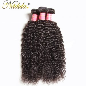 Nadula Hair Malaysian Virgin Hair Curly Weave Human Hair Extensions 8-26inch 100% Unprocessed Hair Bundle Natural Color