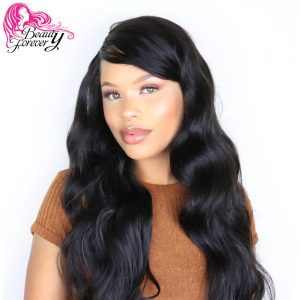 Beauty Forever Body Wave Malaysian Hair Weft Non Remy Human Hair Weaves Bundle Natural Color 8-30 inch Free Shipping