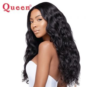 Queen Hair Malaysian Body Wave Hair 1 Bundle 100% Remy Human Hair Weave Double Weft Hair Extensions 3 Bundles For Full Head