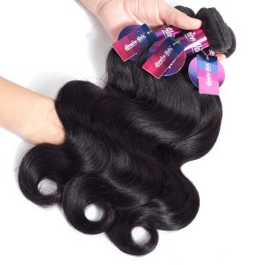 Mornice Malaysian Body Wave Hair Weave Bundles 100% Human Hair Weave Bundles Non Remy Hair Extension Human Hair Extensions