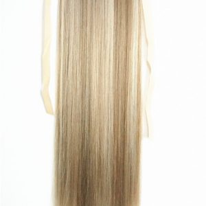 22 inchLong Straight Wrap Around Ponytail Hair Extension Synthetic 140-150g  COLOUR CHOICES