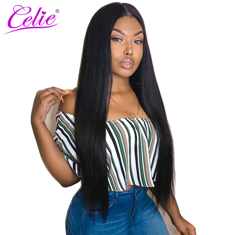Fine Brazilian Human Hair Bundles With Closure Body Wave Virgin Hair Weave Bundles With Closure Free Shipping Dollface Excellent Quality Human Hair Weaves Hair Extensions & Wigs