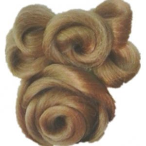 Blonde Chignon Fei-Show Synthetic Hair Accessories Picture Image Bobs Heat Resistant Hair Buns Clip Inside the Cap