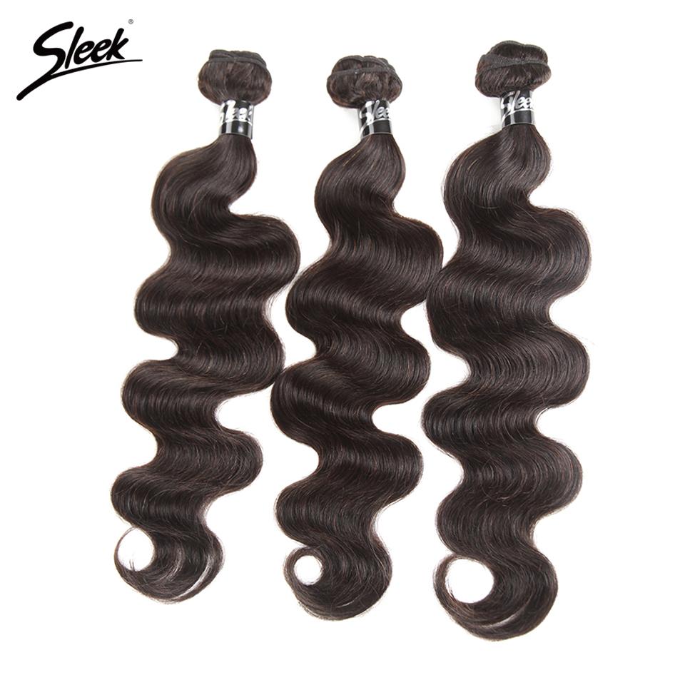 Cheap Human Hair Wigs Hair Extensions Sleek Brazilian Body Wave