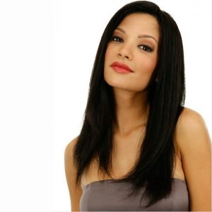 Hstonir Wig Women Indian Human Hair Toupee Real Mono Lace Natural Hairline Invisible Knots Topper HTP011