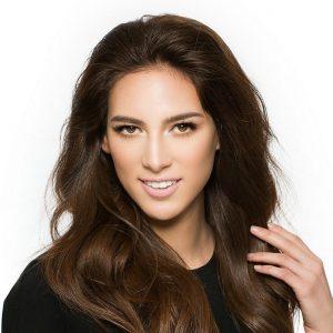 Hstonir Female Brown Top Piece European Hair Durable Comfortable Invisible Hairpiece For Women HTP007