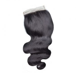 Peruvian Body Wave 5*5 Swiss Lace Closure,100% Virgin Hair