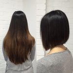 Short Lace Front Human Hair Wigs Brazilian Remy Hair Bob Wig with Pre Plucked Hairline with baby hairs